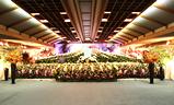 生花祭壇大型葬300プラン祭壇例,春秋苑