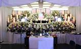 祥雲寺,生花祭壇一般葬95プラン祭壇例