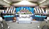 舟渡斎場,生花祭壇家族葬53プラン祭壇例