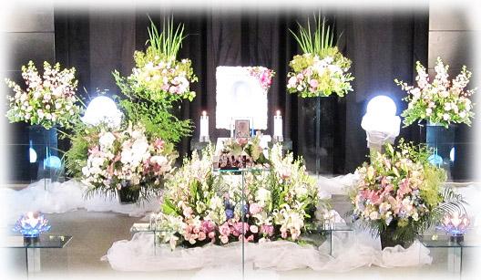 オーダーメイド葬 横浜 葬儀 家族葬 59万円 横浜市 北部斎場 高級