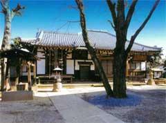 観明寺 会館