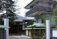 感応寺 会館