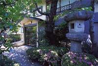 徳持寺 小斎場