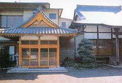 長明寺 会館