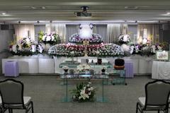 戸田葬祭場 3階 光の間